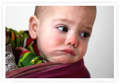 baby 5 maanden ineens hard huilen