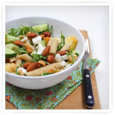 pastasalade voor een picknick recept