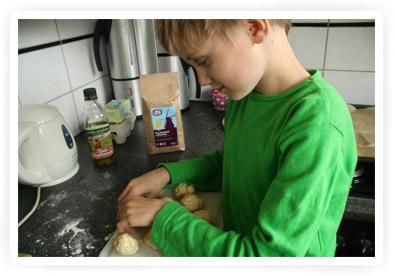 recept kwarkbroodjes