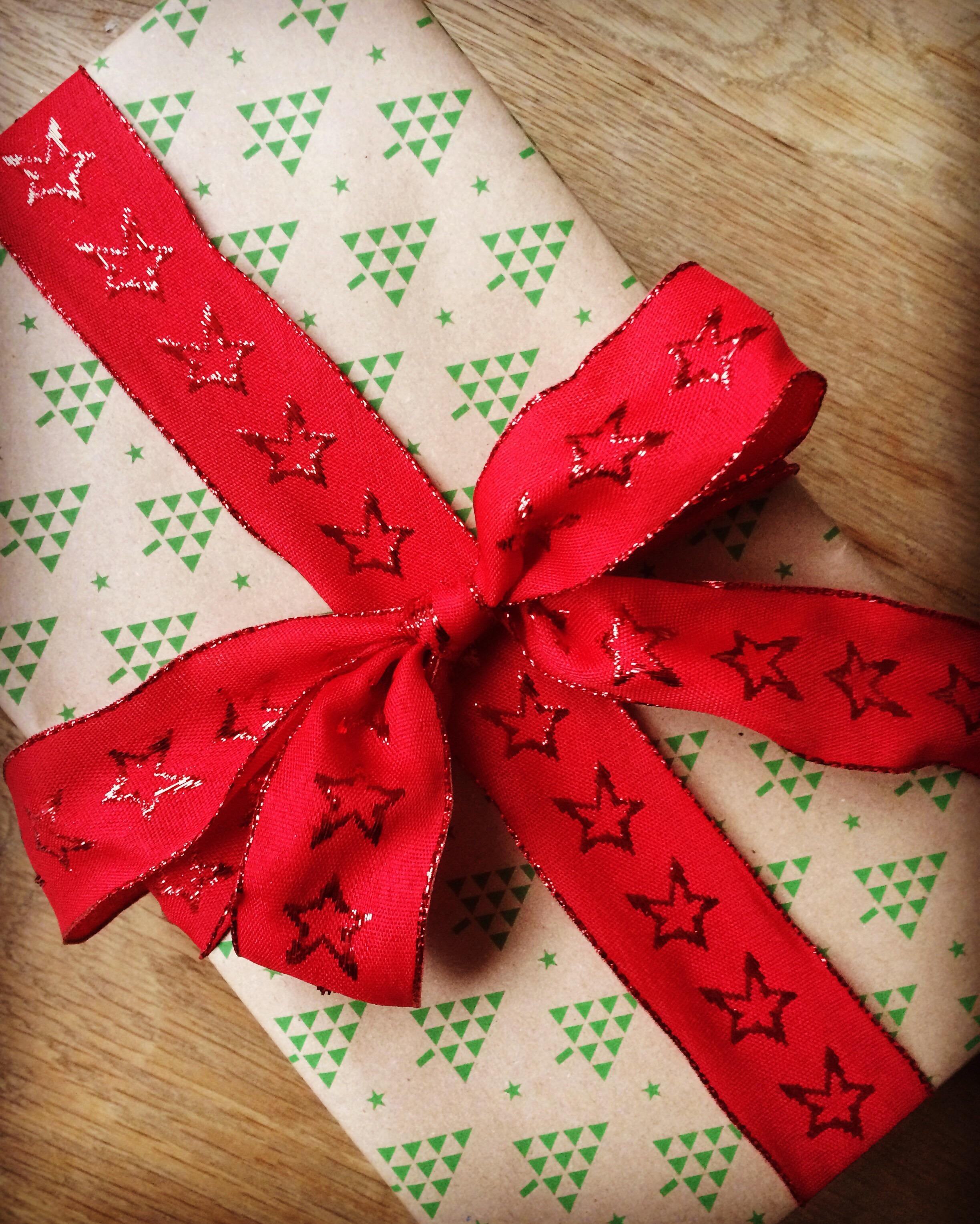 duurzaam kerstpakketje