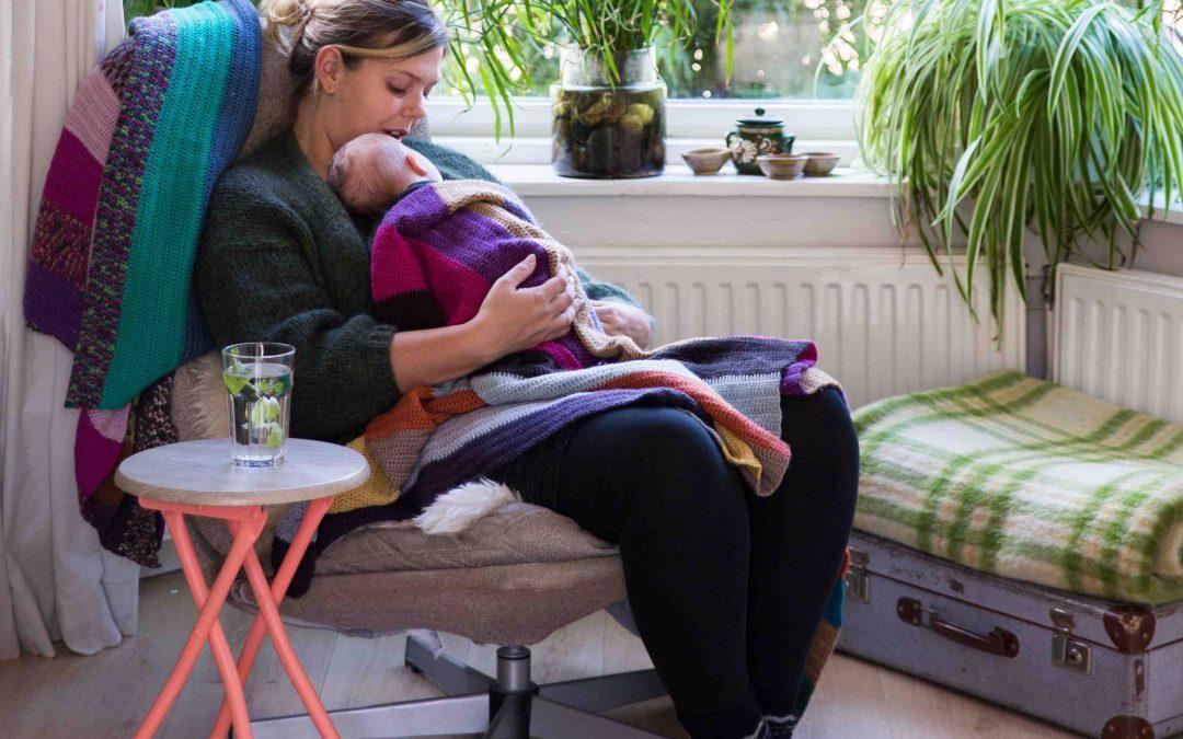 Je kraamtijd duurt 40 dagen – Neem de tijd na je bevalling