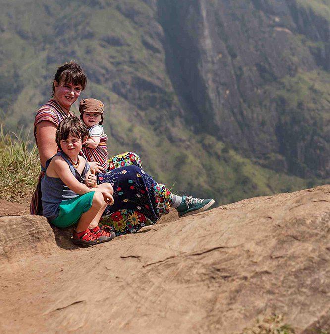 Op reis met kinderen