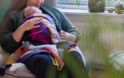 Houd je baby bij je!