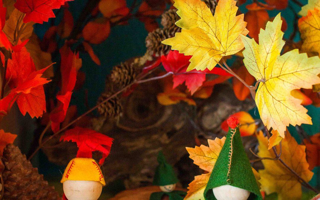 Inspiratie voor je herfsttafel!