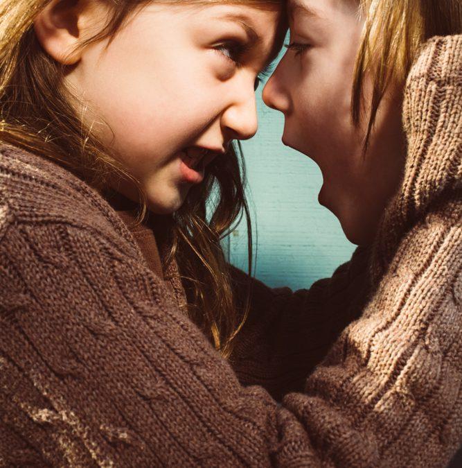 Broertjes en zusjes: niet met en niet zonder elkaar