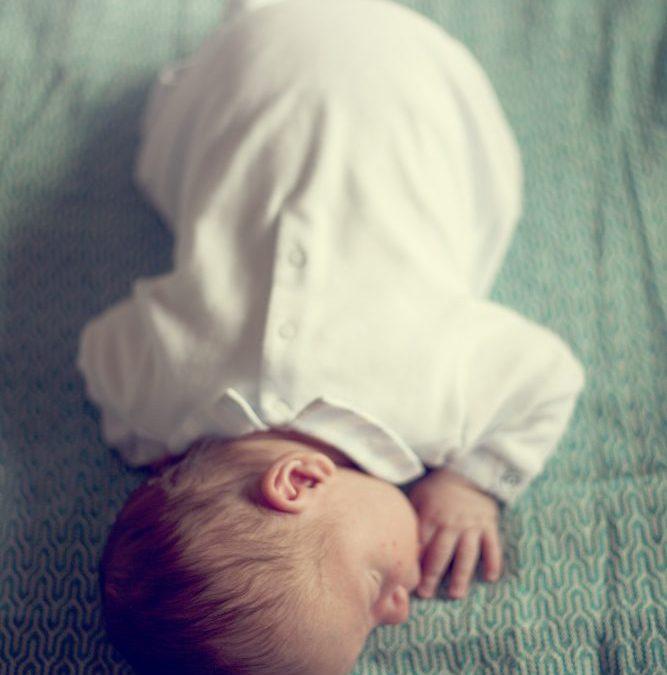 Brief aan mijn pasgeboren baby