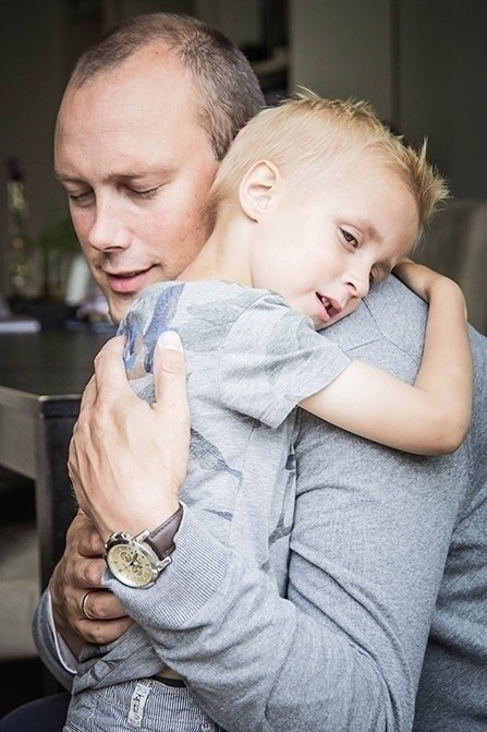 Softe ouder, soft kind? Interview met professor Soenens