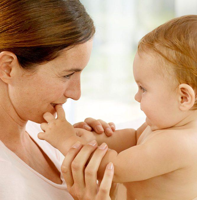 Tips voor het badderen van je baby