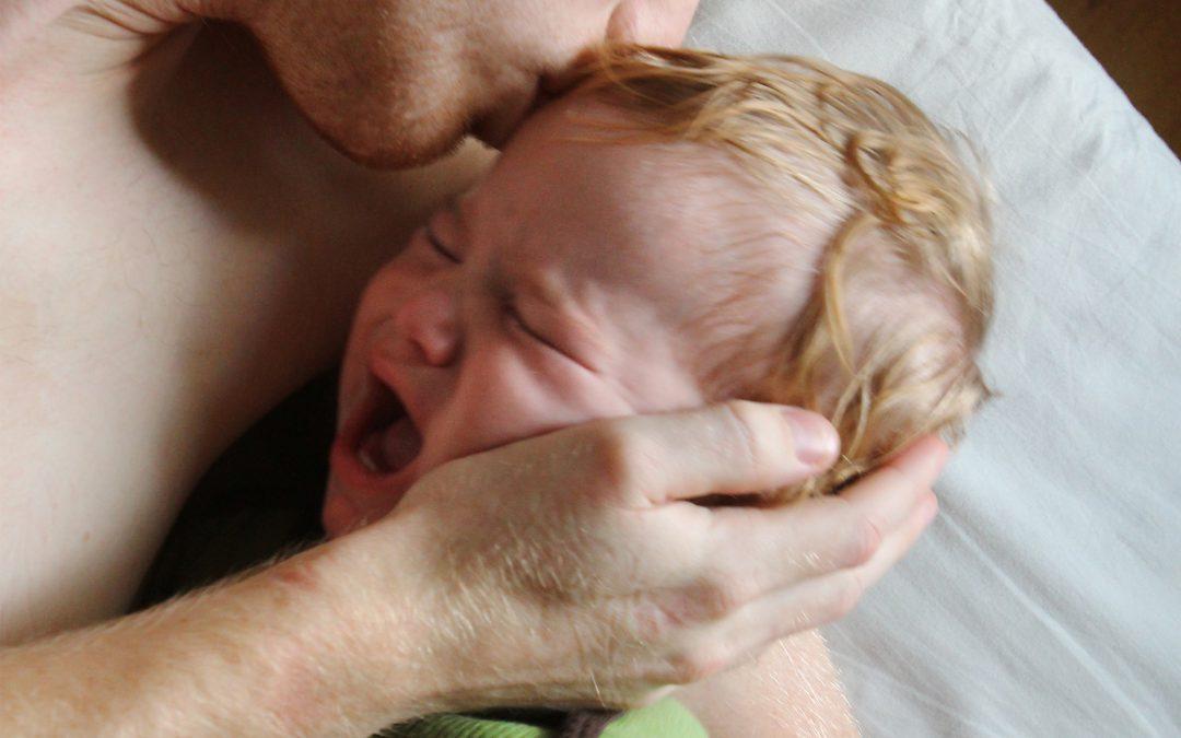 Een betere wereld begint bij het veranderen van je baby's DNA (wut?!)