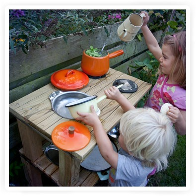 mud pie kitchen inspiration