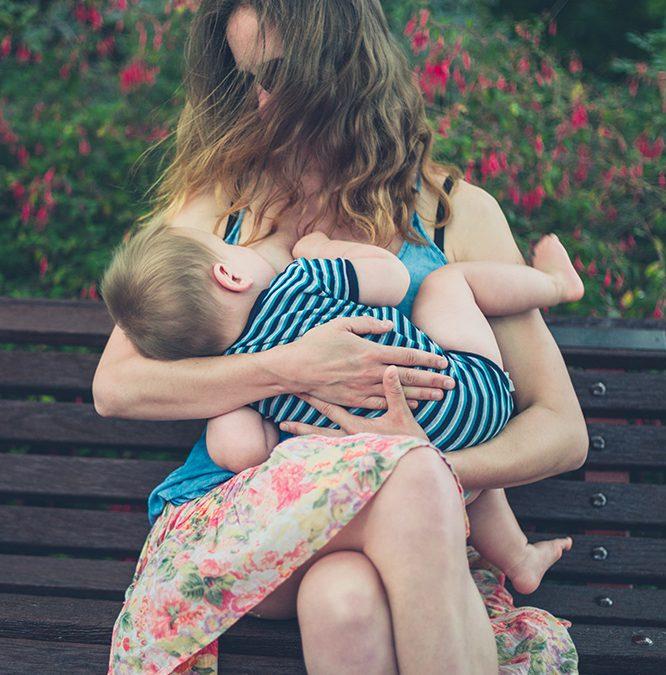 4 dingen die je als borstvoedende moeder NIET wil horen!