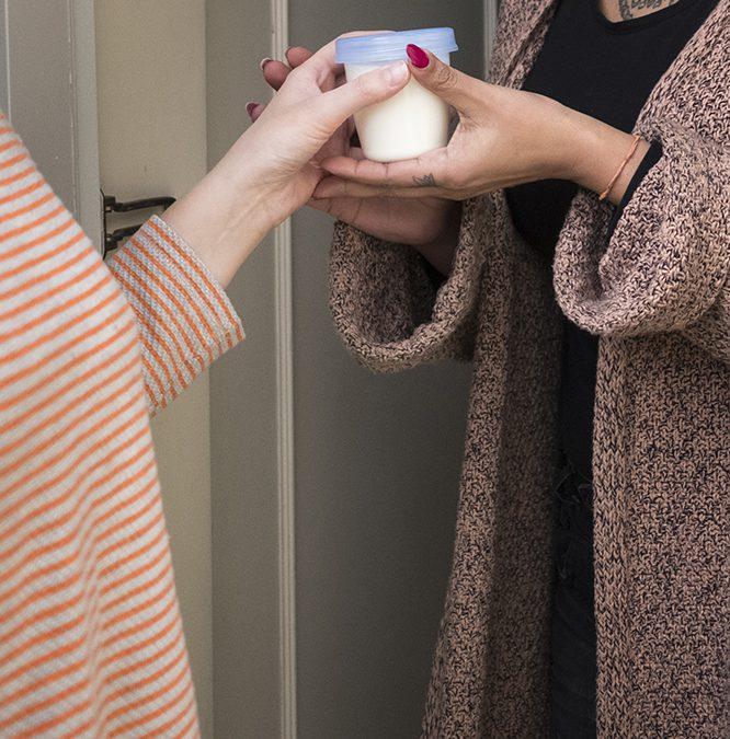 Alle baby's kunnen moedermelk krijgen