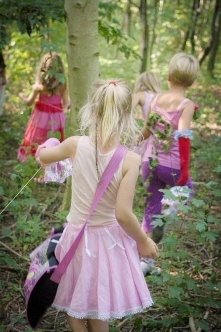 Kinderpartijtje: een dromerig elfjesfeest