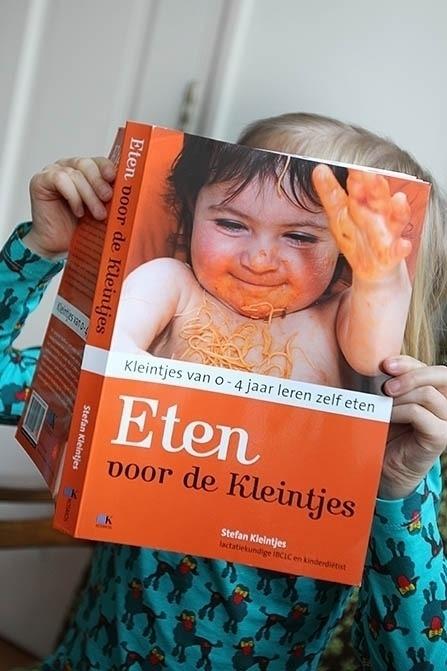 Boek: Eten voor de kleintjes