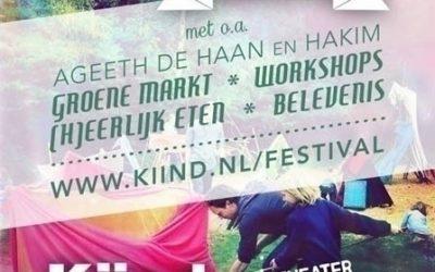 Kom huttenbouwen op het spetterende Kiindfestival!