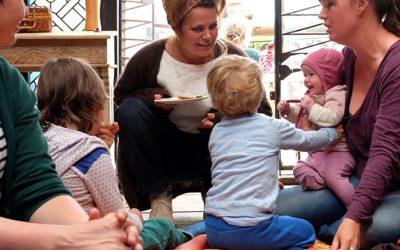 Baby's floreren bij minder dan vier verzorgers