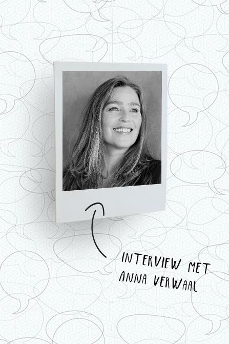 Anna Verwaal: 'Prenatale periode meest vormende tijd van je leven'