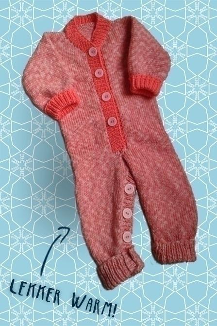 Brei een jumpsuit voor je baby!