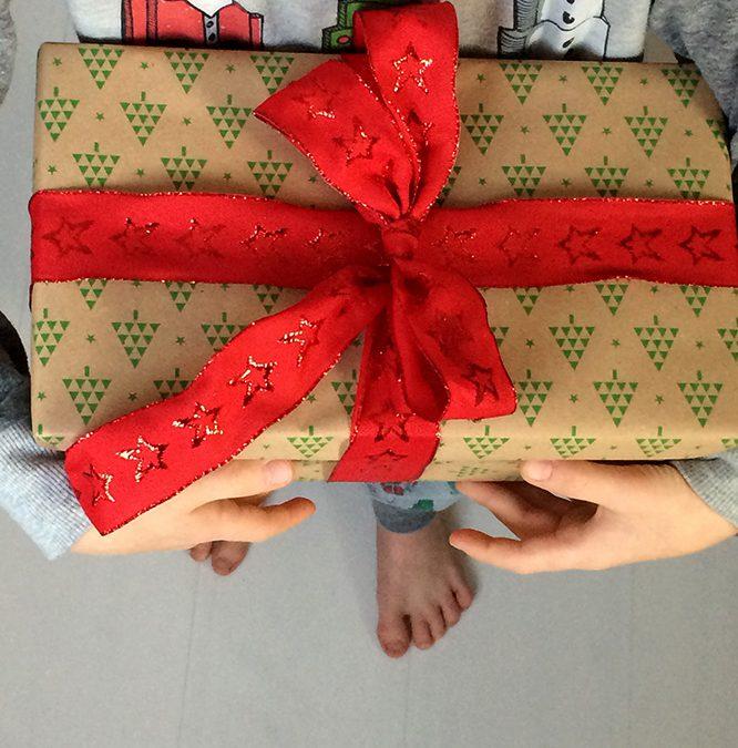 Duurzaam kerstpakket maken voor je kind