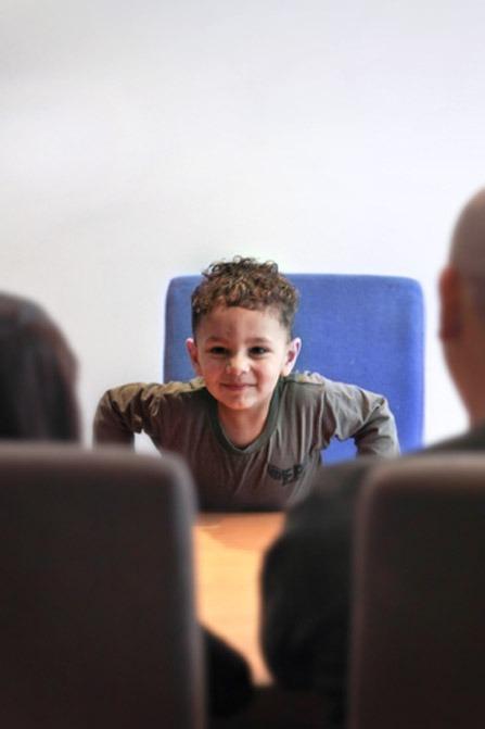Kind in echtscheidingsituatie: KIES voor het kind