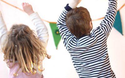 Klaas Vaak-feest als kinderpartijtje