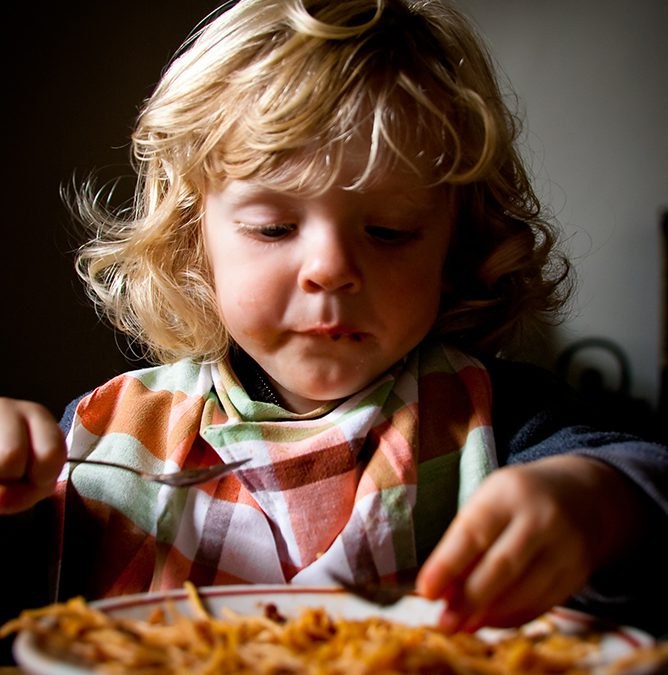 Waarom kinderen geen groente lusten (en dat prima is)