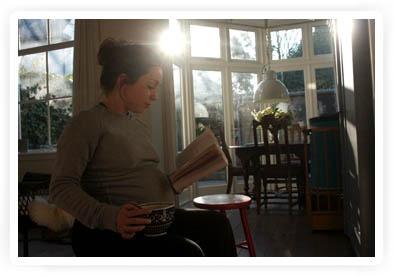 ervaringsverhaal zwangerschap, Lisa Wade