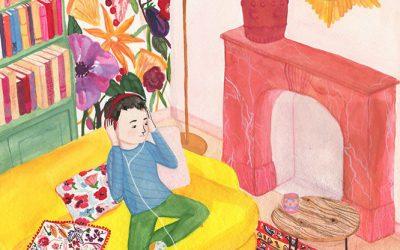 Cocoonen: 9 manieren om je kind te laten aanrommelen