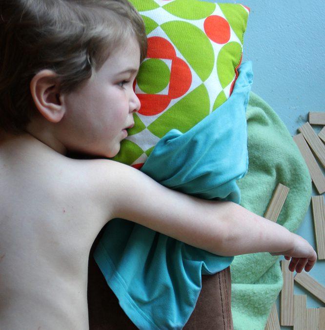 Maak olie voor een rustgevende massage