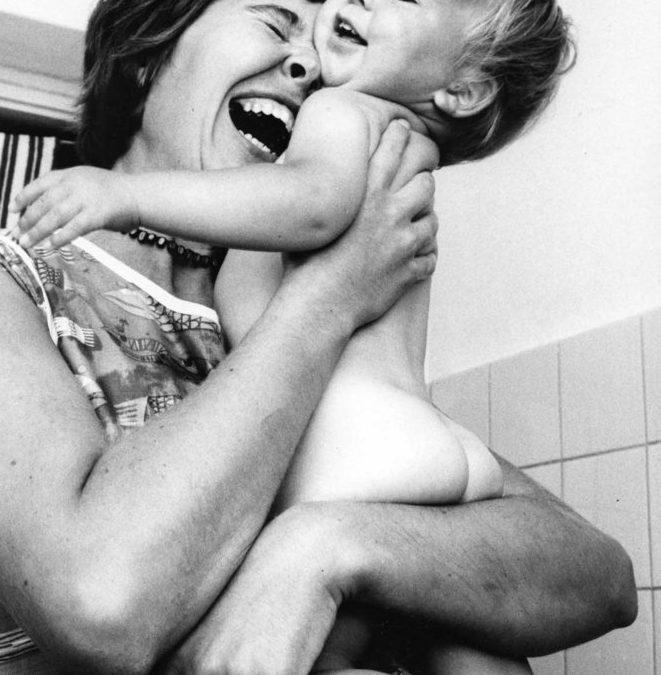 Het meeste bleef hetzelfde in 50 jaar moederschap