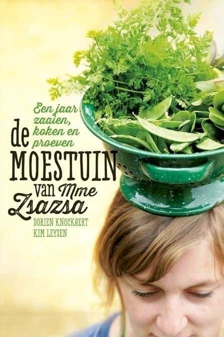 Boek: De moestuin van Madame Zsazsa