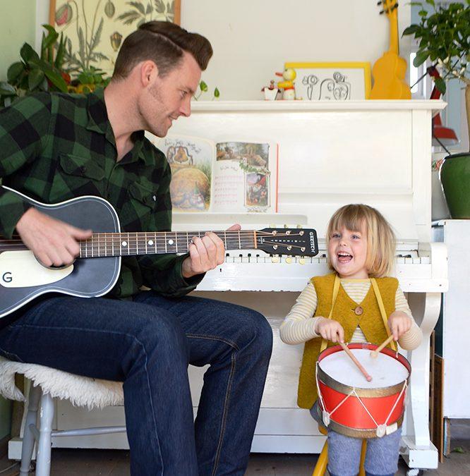 muziek in je gezin
