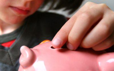 Omgaan met geld: Financiële opvoeding