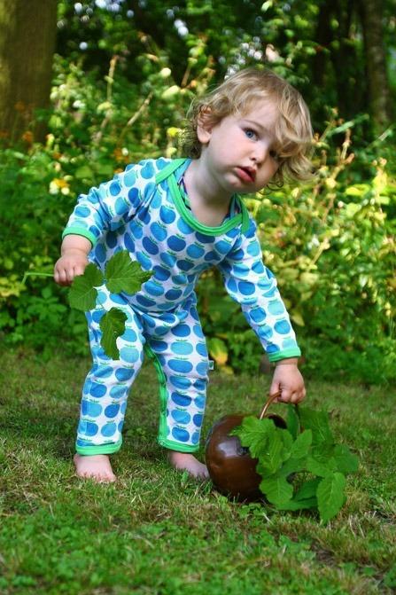 Lui tuinieren in de onkruidmoestuin