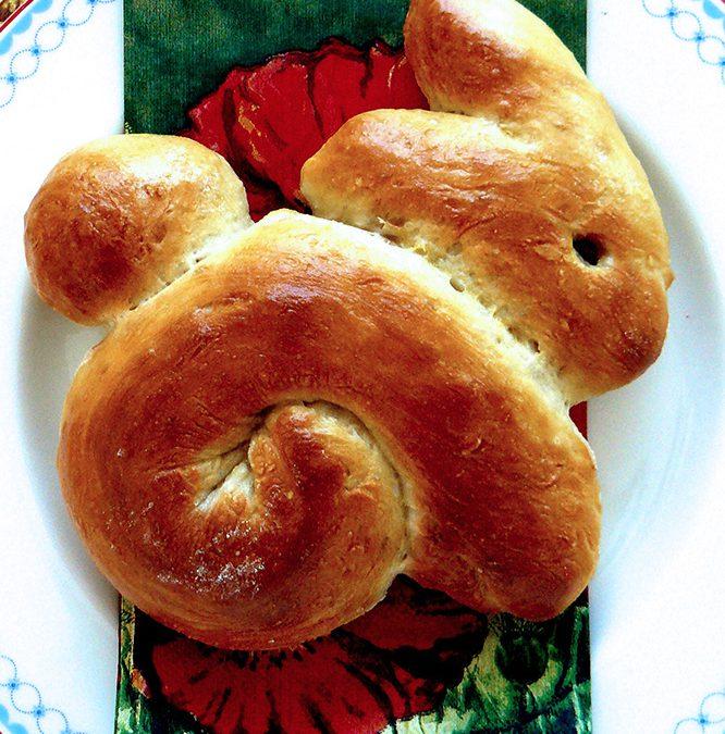 Tutorial: Maak Broodhaasjes voor Pasen