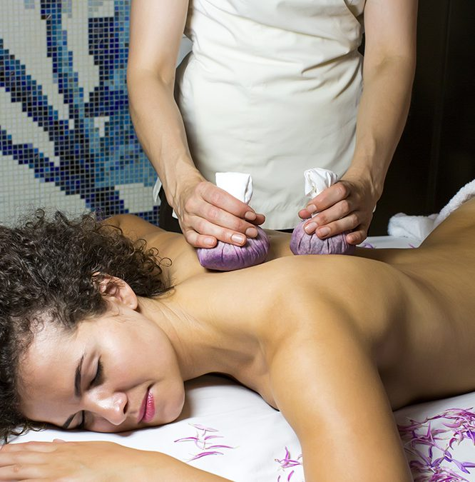 Thaise post partum massage