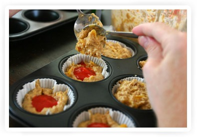 pruimen abrikozen gebak recept
