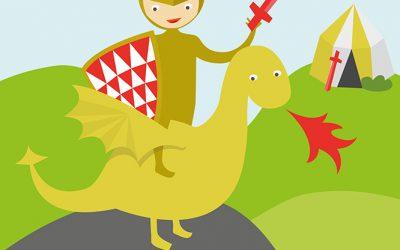 Programma Ridderkind geeft kinderen invloed op de sfeer in de groep