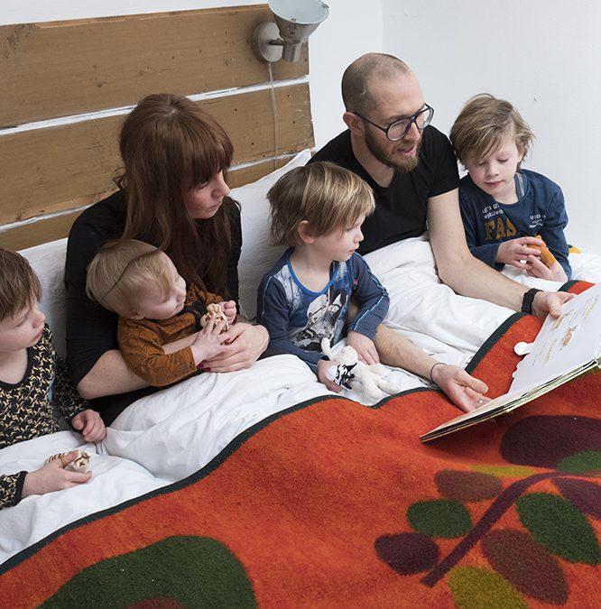 5 tips voor samen slapen met meerdere kinderen