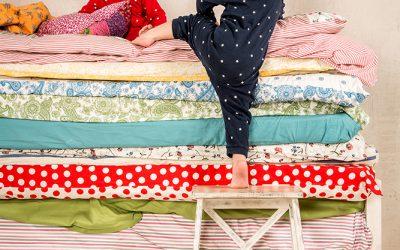 De slaapkamers van samenslapers: Co-sleeping in beeld