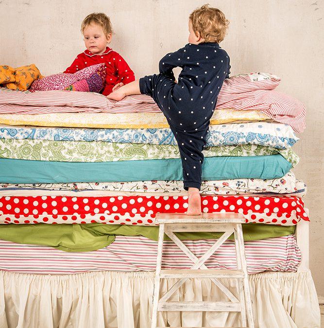 Wanneer Kind Uit Ledikant.De Slaapkamers Van Samenslapers Co Sleeping In Beeld Kiind