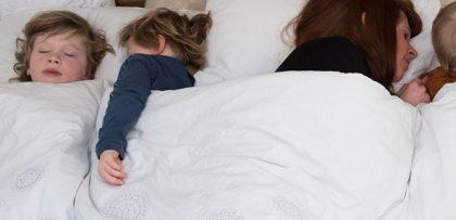 Mirjam Hagendijk slapen met meer kleintjes