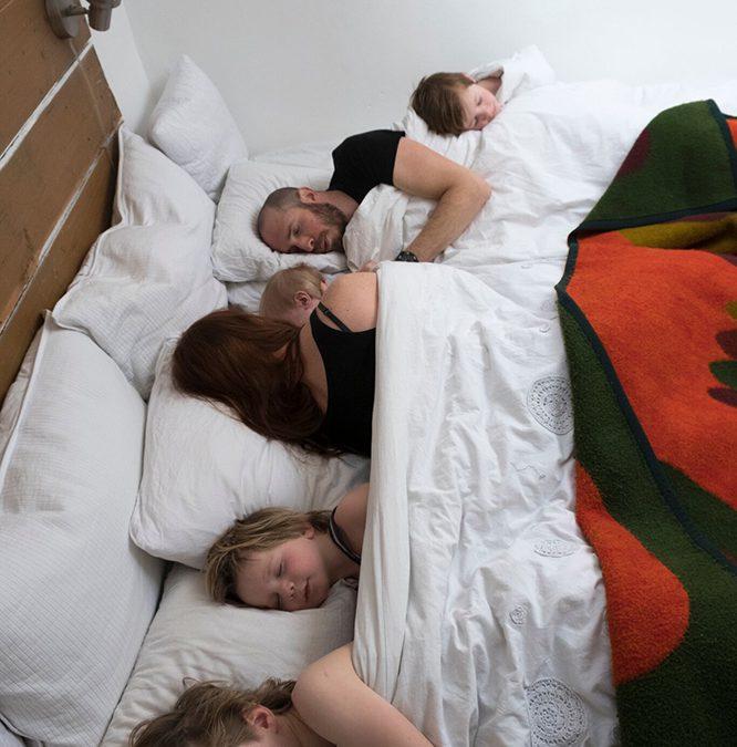 Waarom slapen met je roedel zo belangrijk is
