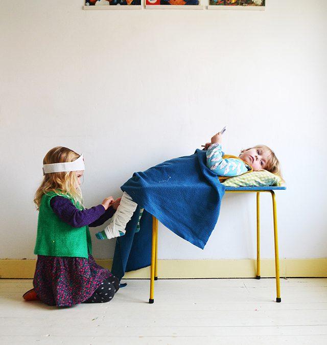 Je kind is baas over zijn eigen lijf, dus ook over zijn kusjes