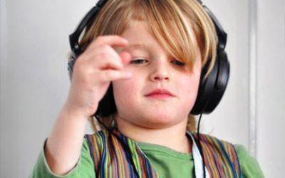 Het genoegelijke leven zonder hysterische kindermuziek