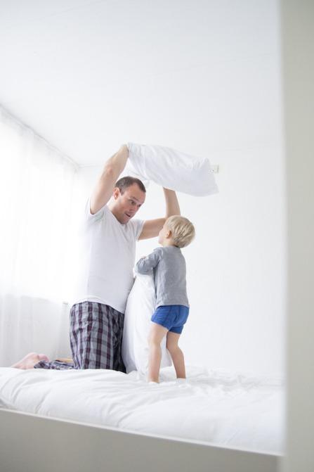 Hoe spelen zorgt voor lekker slapen