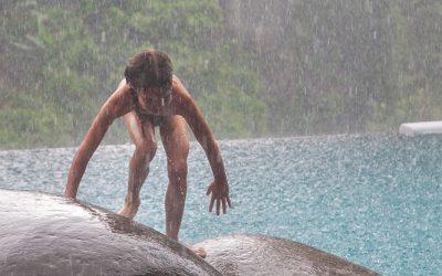Spelen in de regen is best tof!