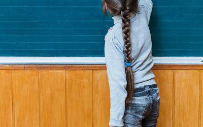 Plofklassen: het onderwijs als intensieve menshouderij