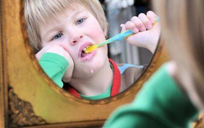Tandenpoetsen is leuk!