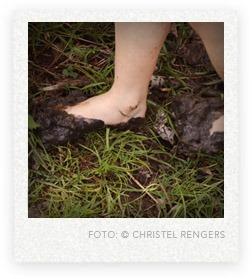 modderbad voor kinderen